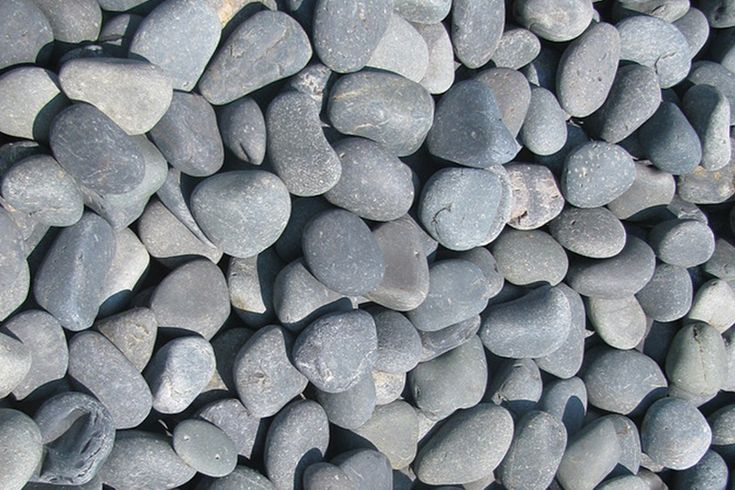 Pin by matthew berman on outdoor pinterest for Landscaping rocks pebbles