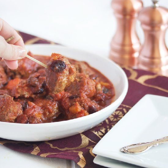 Swedish Meatballs {sweet and sour}! Perfect for Passover. Gluten-free ...