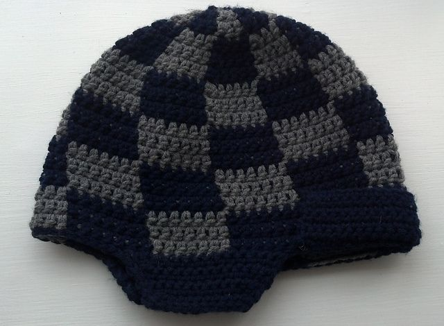 Free Crochet Pattern Hunting Hat : Pin by Kimberly K on crochet ~ caps//beanies//hats ...
