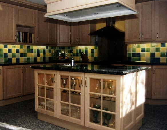 How to build a Kitchen Island For the Home
