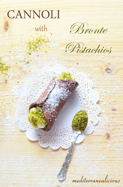 Sicilian Cannoli | Sicilia | Pinterest