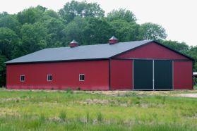 40 x 60 pole barn with living quarters joy studio design for 30 by 60 pole barn