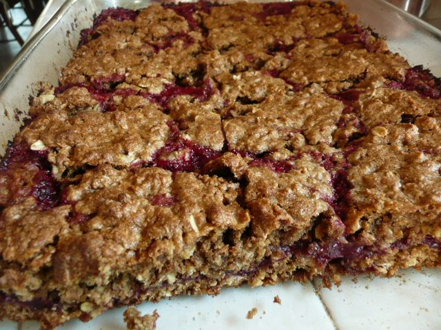 tried these Strawberry Oatmeal Bars, and they are DELICIOUS. You can ...