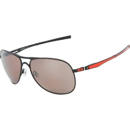 Rimless Glasses Headache : Oakley Plaintiff Polarized Size