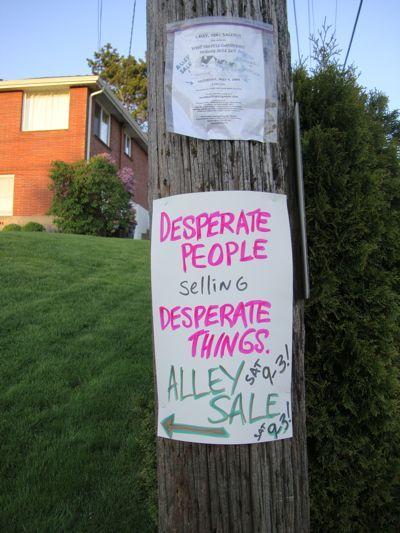 Funny Backyard Signs : funny yard sale sign  Garage, Yard & Rummage Sale Signs  Pinterest