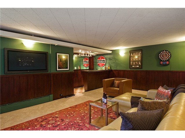 Awesome basement rec room!  Awesome Home Decor  Pinterest