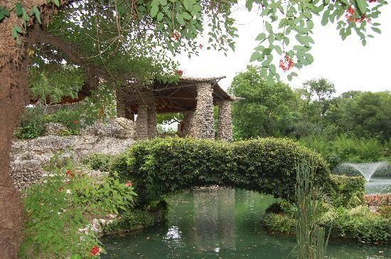 San Antonio Tx Japanese Tea Gardens S A N A N T O N