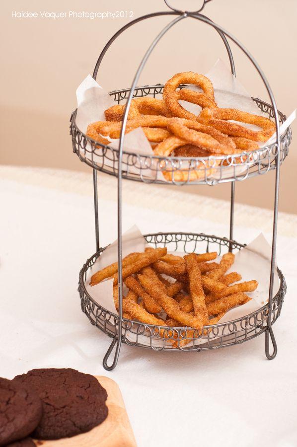 Hanukkah Churros Recipes — Dishmaps