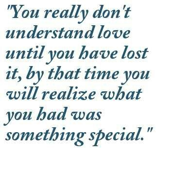 Quotes About Lost Love Pinterest : Love lost
