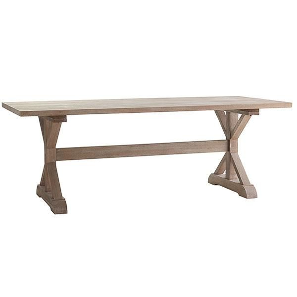 Furniture Shop By Category Dining Tables Rustic Oak Dining Table