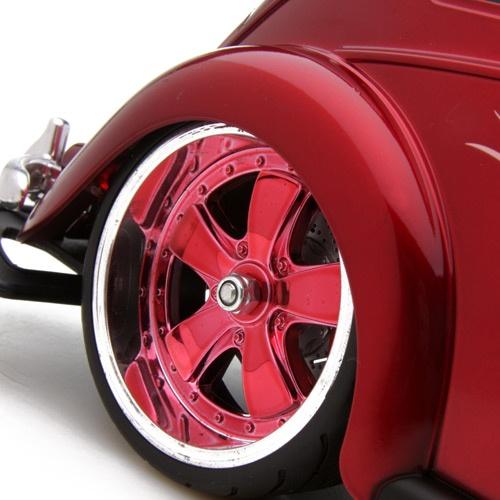 Vw Bug Air Cooled Wheels: Custom Beetle