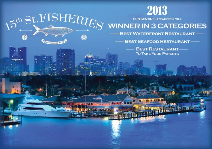 Seafood restaurants in fort lauderdale florida with html for Fish restaurant fort lauderdale