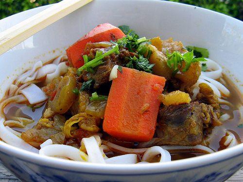 Bò Kho - Vietnamese Beef Stew | Vietnamese Cuisine | Pinterest