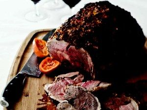 Leg of Lamb in a Clementine Crust | Food & Drink | Pinterest