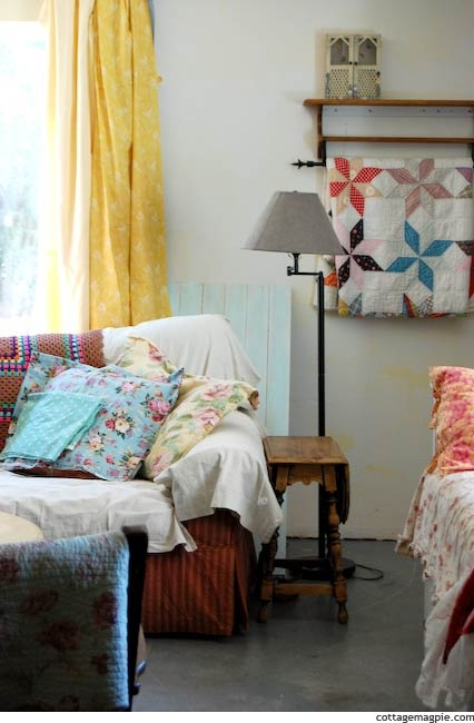 Fabric Ideas for Family Room