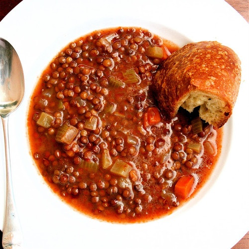 Selling Lentil Soup In The Summer and Helping Iowan Farmers