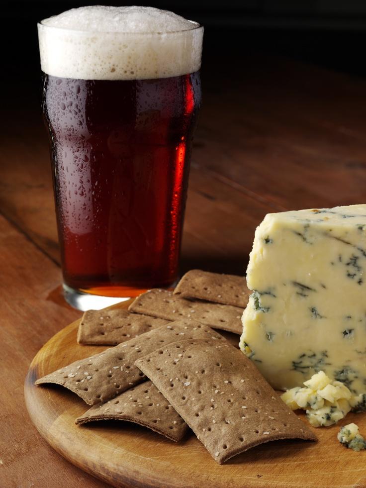 Porter crackers + Beer + Cheese | Beerds | Pinterest