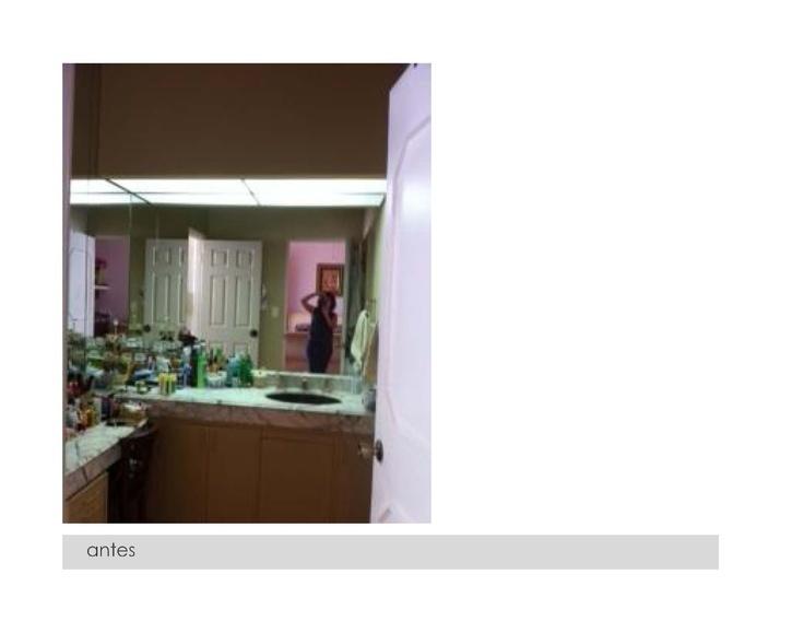 Baño Vestidor Arquitectura:Baño Vestidor antes