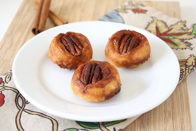 Sticky Pecan Bites by Tracey's Culinary Adventures, via Flickr