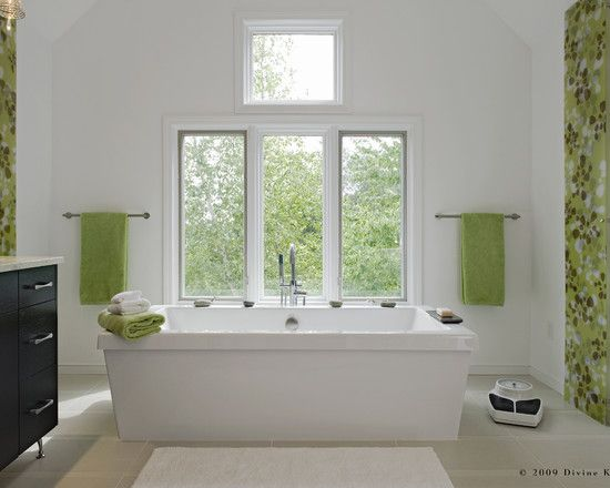 Pin by amanda tung on bathrooms pinterest for Modern house 5x5