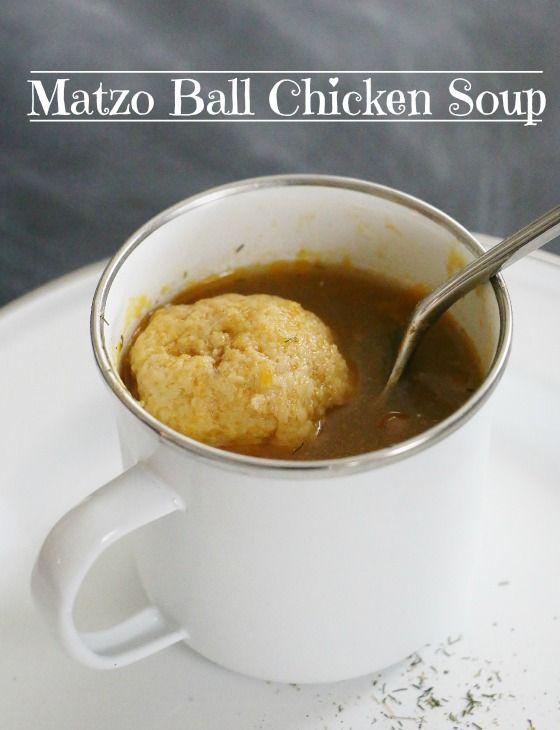 Matzo Ball Chicken Soup. #soups #matzo_balls #comfort_food