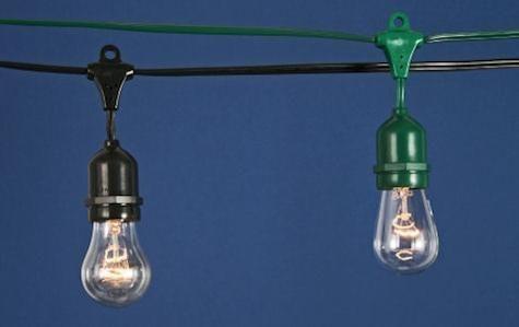 garden lights string