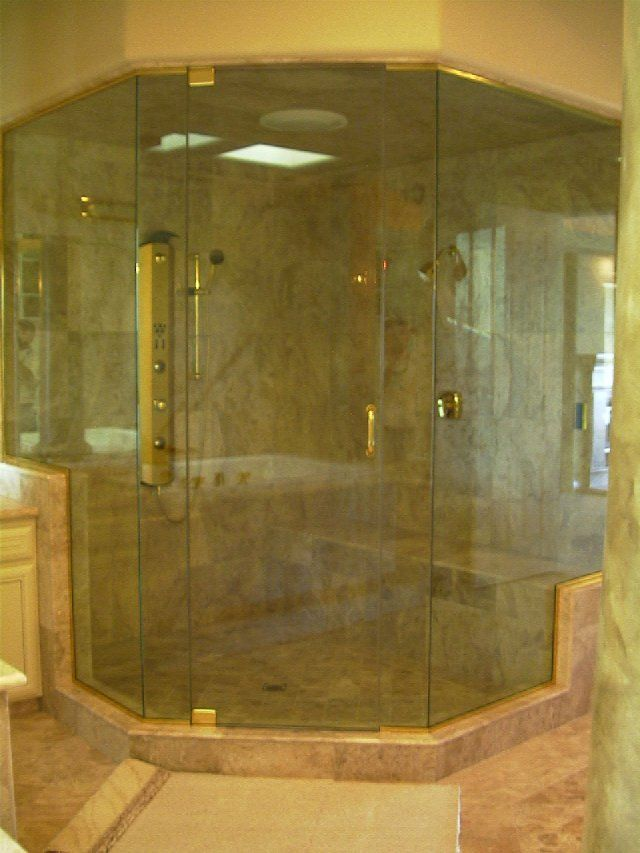 Pin by carol hale on bath fixtures pinterest for Build steam shower