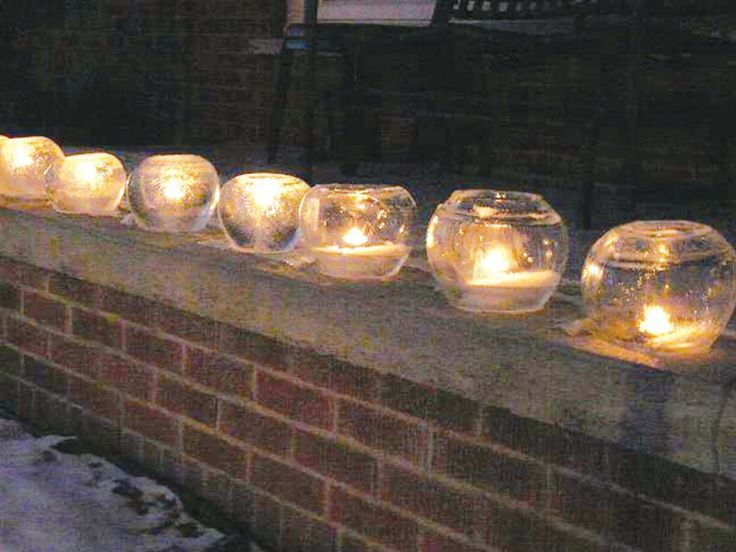 Pin by kristy humphress on diy outdoors pinterest for Homemade luminaries