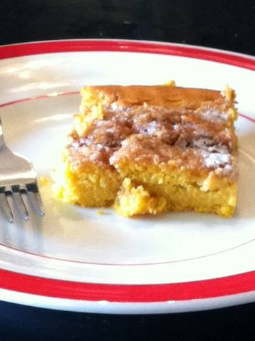 Cinnamon roll pumpkin vanilla sheet cake | Success! | Pinterest