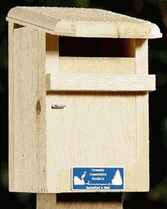 Sparrow Resistant Bluebird House Pretty Bird Pinterest