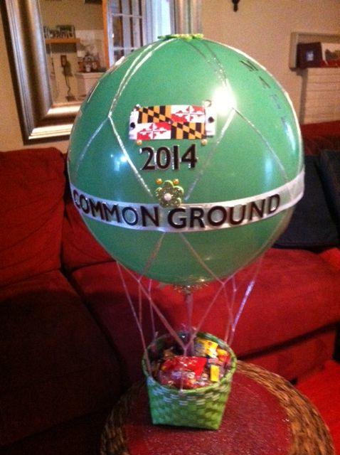 latex event hot air balloon basket   18 dc candy drops llc pin