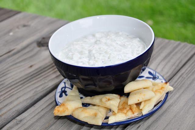 Tzatziki - Cucumber/Yogurt/Dill Dip | Favorites I Make (again & again ...