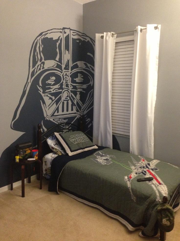 Comstar Wars Kids Rooms : Star Wars