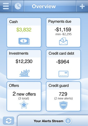 best iphone finance tracking app