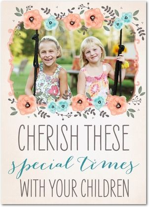 Cherished Times - Mother's Day Greeting Cards - Magnolia Press - Sand - Neutral : Front