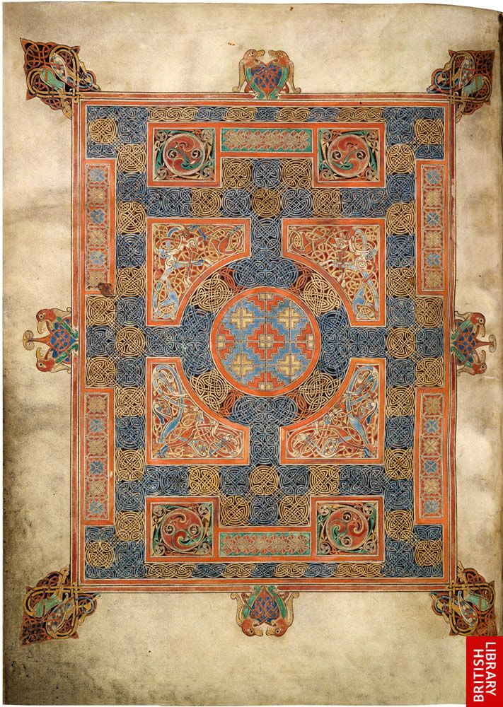 lindisfarne gospels The lindisfarne gospels book is one of the greatest landmarks of human cultural achievement created by the community of st cuthbert on lindisfarne it is one of the best examples of creativity and craftsmanship from medieval times.