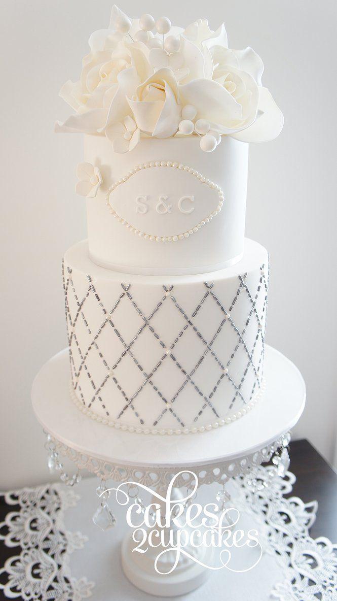 southern blue celebrations white cream wedding cakes. Black Bedroom Furniture Sets. Home Design Ideas