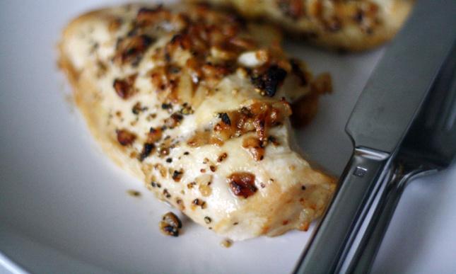 Baked Lemon Garlic Chicken   Tamie's Recipes   Pinterest
