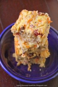 Carrot, Cranberry, and Walnut} Snacking Cake - The Sweet {Tooth} Life