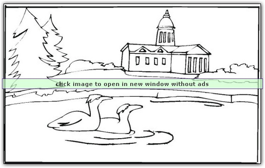 great lakes coloring pages - photo#14