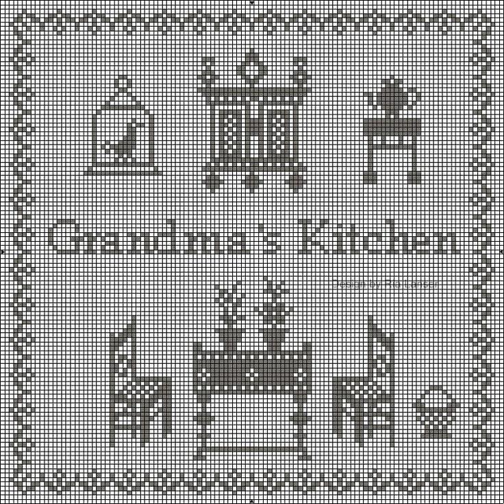 Les grand-mamans de cuisine.