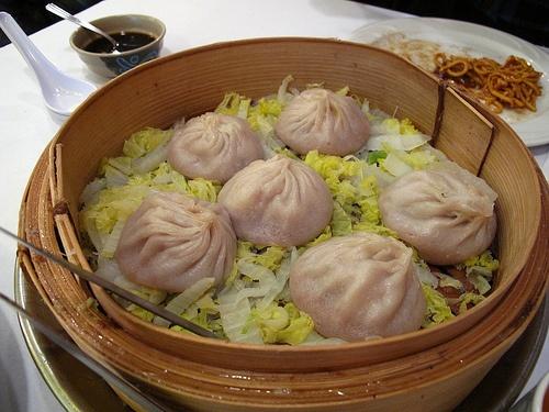 Joe's Shanghai soup dumplings | Foodtripping.NYC | Pinterest
