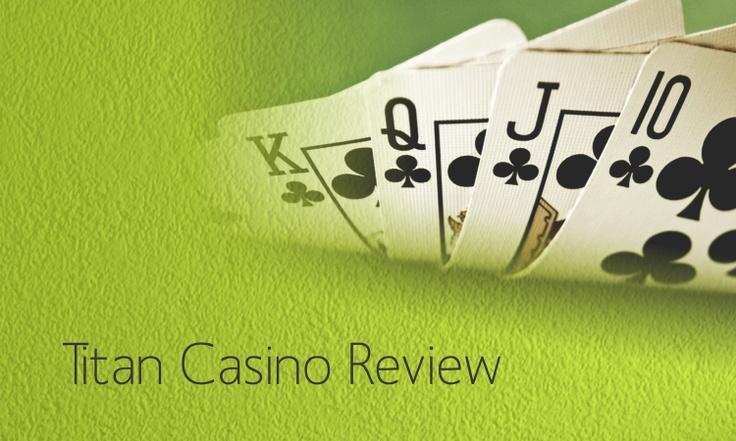 casino titan reviews