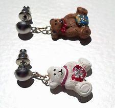 Christmas Bear Earrings