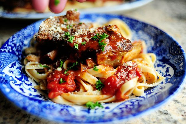 Short Ribs in Tomato Sauce I use a large can of tomato juice