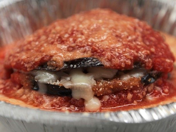 THE BEST FOOD TRUCK DISHES FROM EAT ST. Eggplant Parmesan from ...