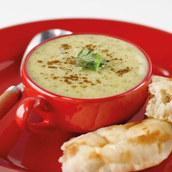 Zucchini Soup   Recipes   KitchenAid   Soups & Stews   Pinterest