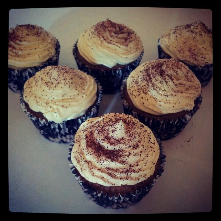 Irish coffee cupcakes! | My Cakes! | Pinterest