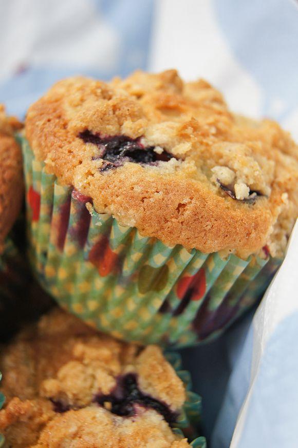 Blueberry Crumb Muffins | Muffins | Pinterest