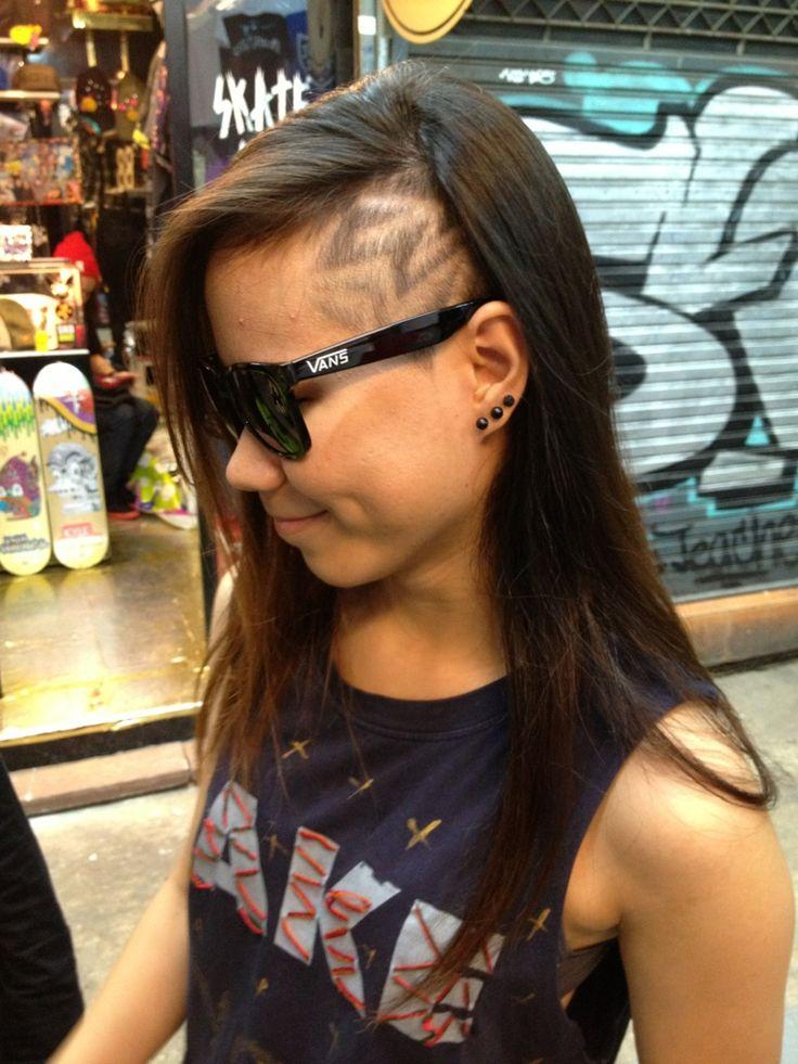 Found on sidecute tumblr comSidecut Hair Designs